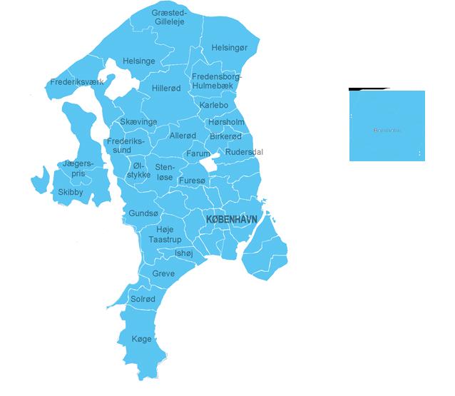 Kbh & Bornholm